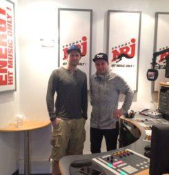 Mixcon bei Radio Energy 93.3 München