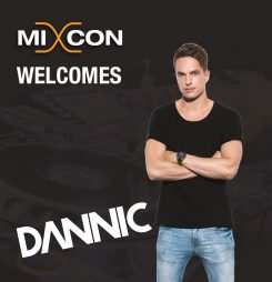 Mixcon Welcomes DANNIC