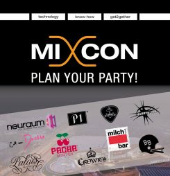 Dein Mixcon 2019 Full Ticket
