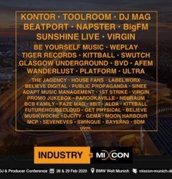 Industry @ Mixcon